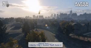 Новые скриншоты Liberty City в GTA 5