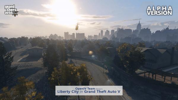 Photo of Новые скриншоты Liberty City в GTA 5