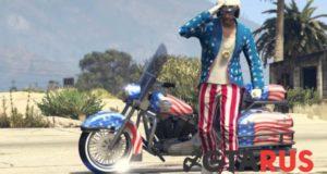 Слух: DLC про байкеров появится в GTA Online
