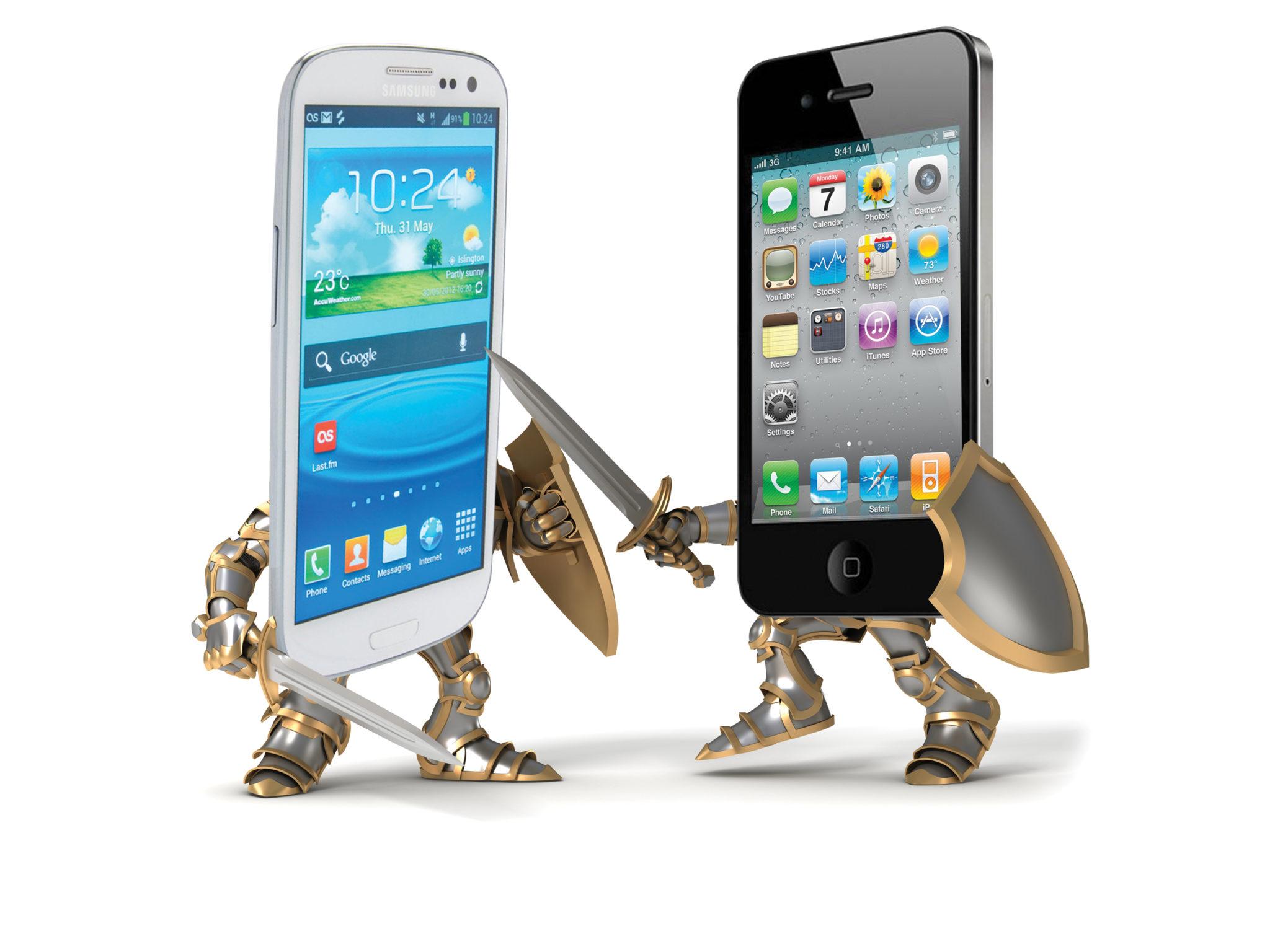 Photo of Апелляционный суд отправил Apple и Samsung обратно в районный суд