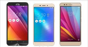 Смартфон Asus Zenfone 3 Laser ZC551KL: Обзор
