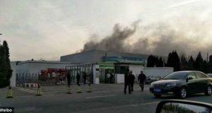 Бракованные батареи стали причиной пожара на заводе Samsung