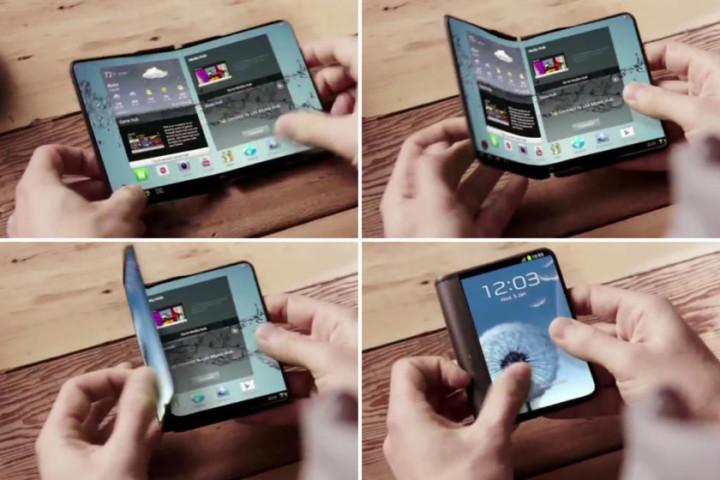 Photo of Samsung собирается продемонстрировать прототип складного смартфона на MWC 2017
