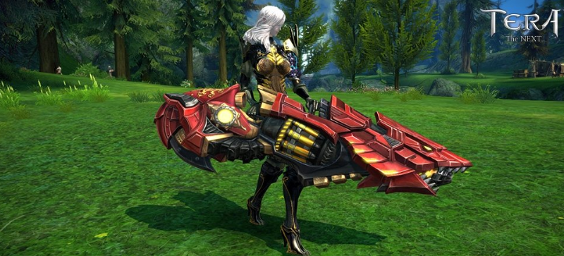 MMO TERA The Next
