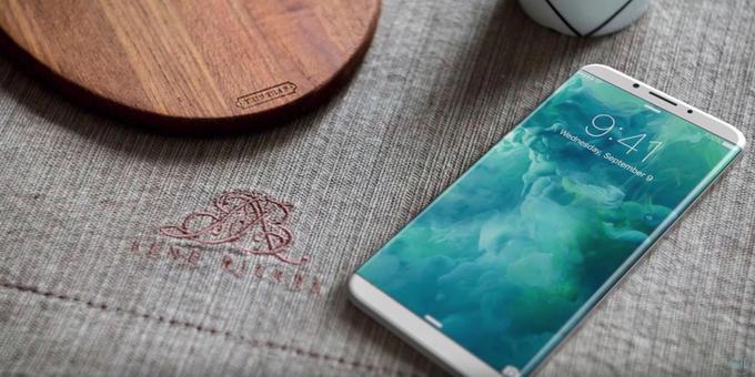 Photo of Новый патент Apple позволит отказаться от Touch ID в iPhone 8