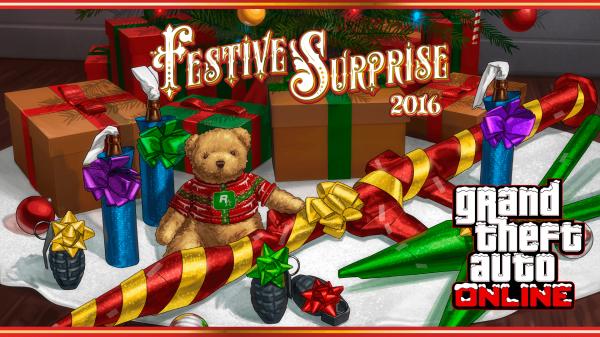 Photo of GTA Online: Обзор обновления «Праздничный сюрприз 2016»