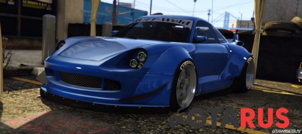 """Tuners and Outlaws"" новое DLC для GTA Online?"