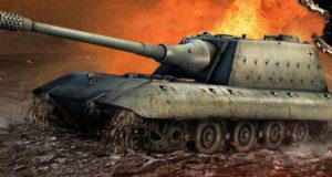 Обзор немецкой Пт Сау Jagdpanzer E100