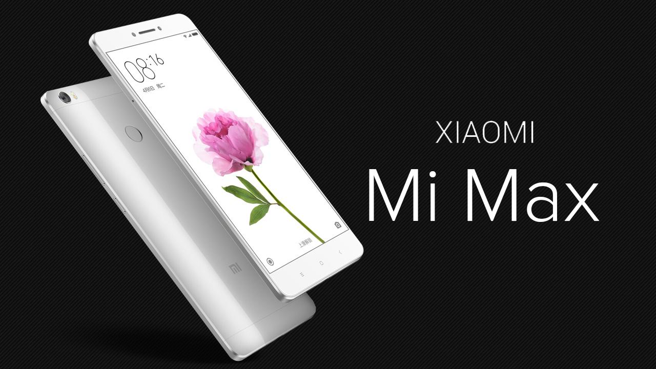 Photo of Xiaomi Mi Max 2 c 6,44-дюймовым дисплеем выпустят в мае 2017 года