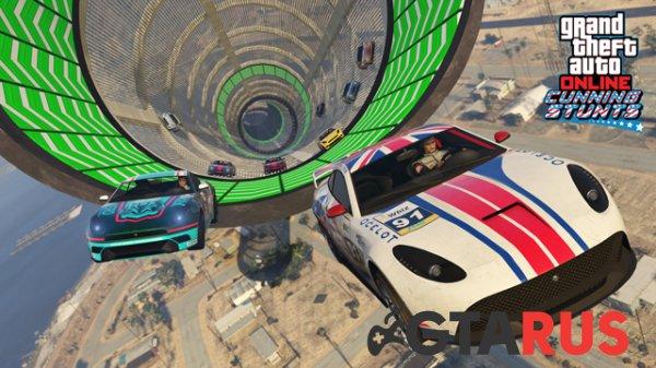 Photo of Новые гонки и транспортные средства для GTA Online «Cunning Stunts»