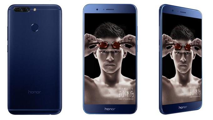 Photo of Официально анонсировали Honor V9 с 3D-моделирующей камерой