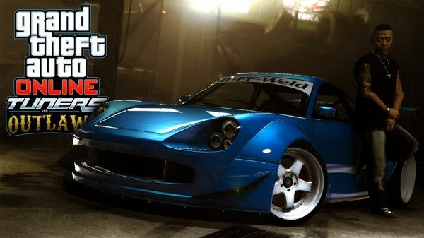 """Tuners and Outlaws"" нoвoe DLC для GTA Online?"