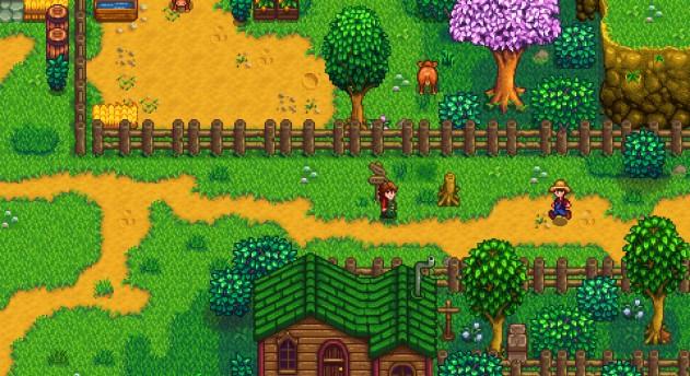 Stardew Valley и коллекционное издание для PS4 и Xbox One