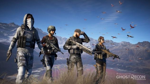 Новости сегодня | Закрытое бета тестирование Tom Clancy's Ghost Recon: Wildlands