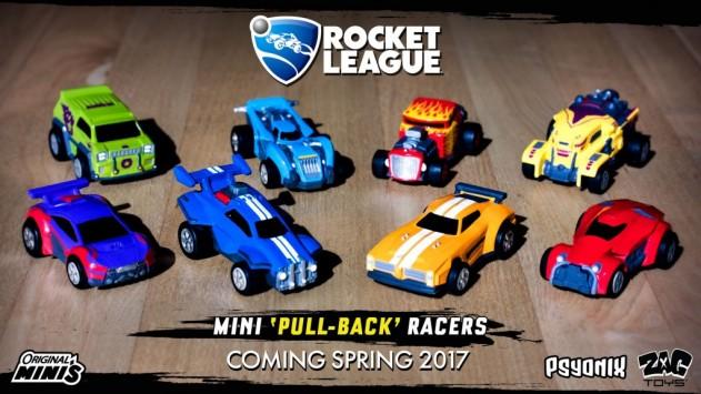 Новости сегодня | Rocket League выпуск игрушечных машинок с лучших игр