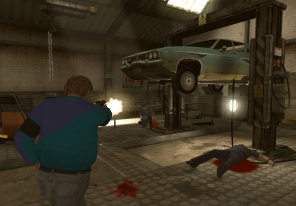 К фильму Бешеные псы создадут игру Reservoir Dogs