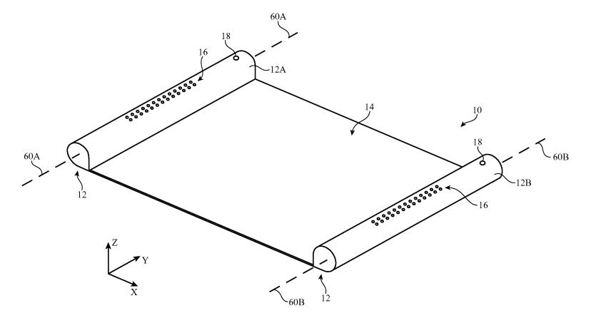 Photo of Apple подала заявку на патент устройства с гибким OLED-дисплеем