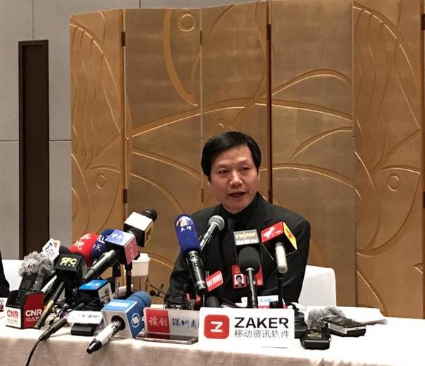Photo of Лэй Цзюнь: Xiaomi будет осторожно осваивать новые рынки