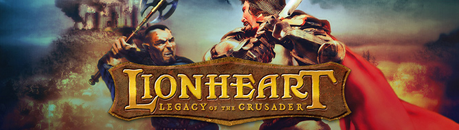 Lionheart: Legacy of the Crusader вышлa в Steam