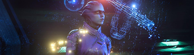 Photo of Немного подробностей Mass Effect: Andromeda от IGN