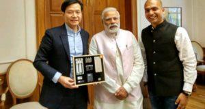 Xiaomi хочет захватить 50% рынка в Индии