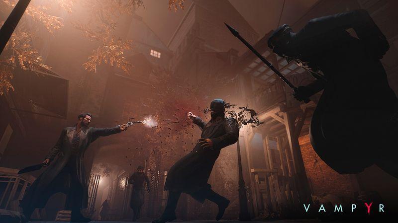 Photo of Разработчики Vampyr рассказали о главном герое и завязке сюжета игры