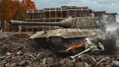Photo of Обои World of Tanks на рабочий стол HD — 1920×1080 от MarM ART