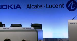 Nokia владеет брендом смартфонов Alcatel, лицензированным TCL