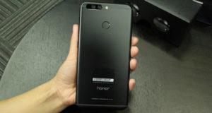 Появилось первое фотоHonor Note 9: рамка вокруг экрана может стать меньше