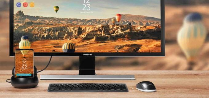 Photo of Подтверждена дата выпуска и цена док-станции Samsung DeX для Galaxy S8
