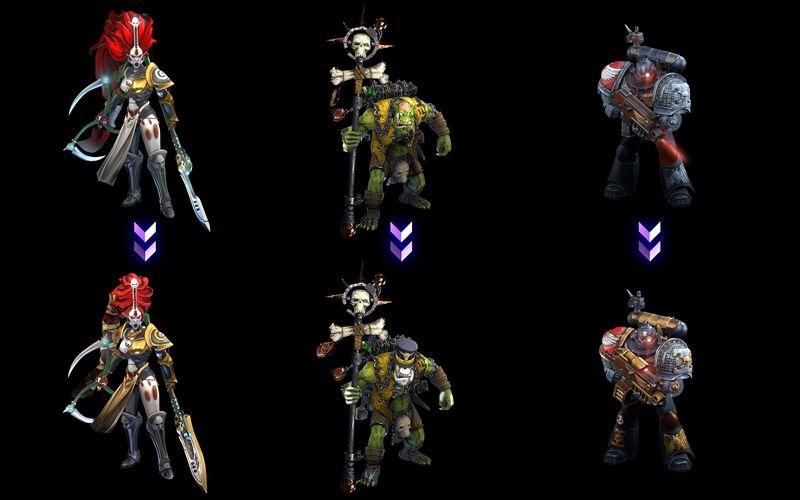 Dawn of War 3 позволит кастомизировать внешний вид вашей армии