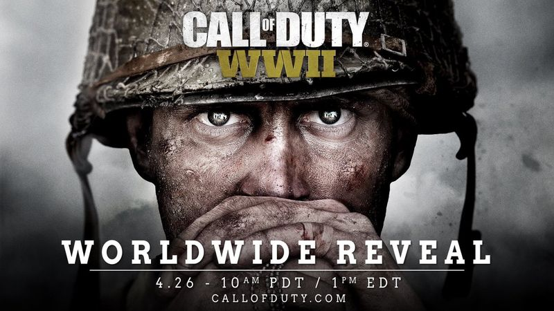 Photo of Call of Duty: WWII подтверждена, полноценный анонс 26 числа