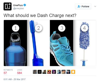 Photo of OnePlus дразнит сообщениями о Dash Charge, о которой расскажут завтра