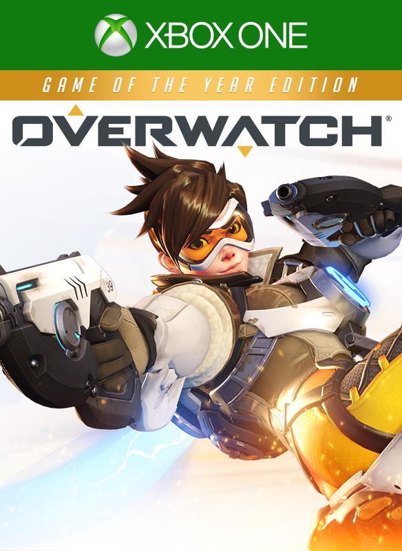 Overwatch получит GOTY-издание