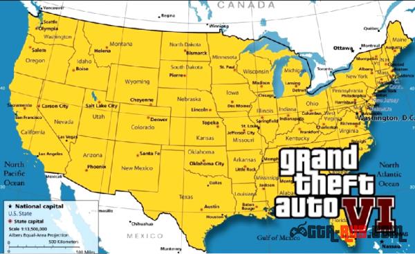 GTA 6 ждем в 2020?