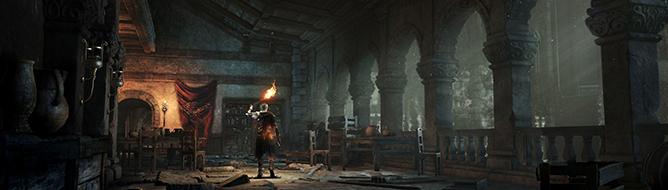 Видео распаковки настольной игры по мотивам Dark Souls