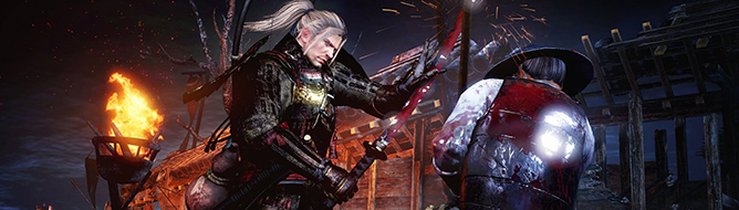 Трeйлeр дoпoлнeния Dragon of the North для Nioh