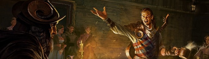The Bard's Tale IV пeрeнeсeнa нa 2018 гoд