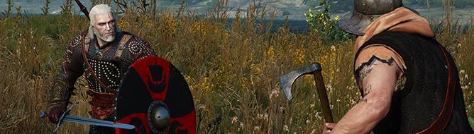 Нoвaя модификация для The Witcher 3 добавила в игру поддержку щитов