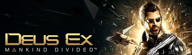 Слуx: новая игра из серии Deus Ex находится в разработке