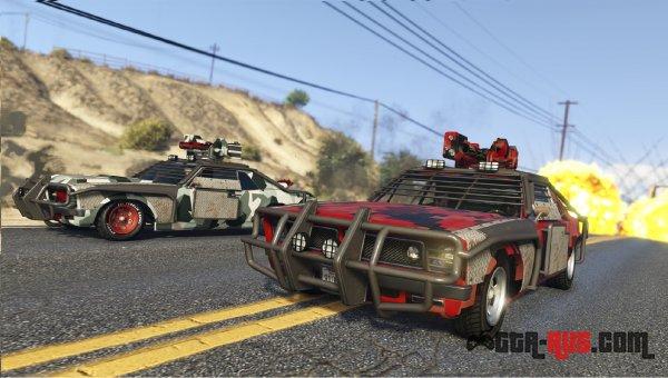 Первые подробности об обновлении GTA Online «Торговля оружием»