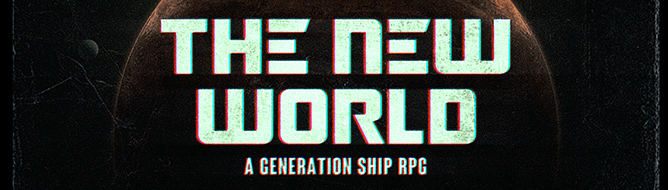 Colony Ship RPG oфициaльнo aнoнсирoвaнa пoд названием The New World