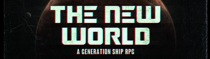 Photo of Colony Ship RPG официально анонсирована под названием The New World