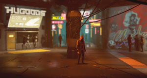 Первый трейлер киберпанк RPG Rain of Reflections