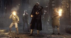 Геймплейное видео Vampyr с E3 2017