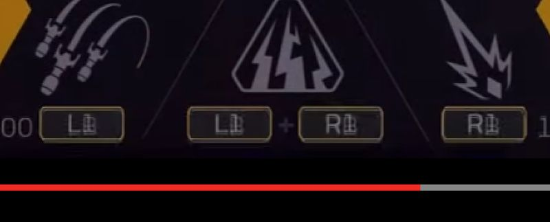 PS4-интерфейс Anthem на канале PlayStation был добавлен поверх видео