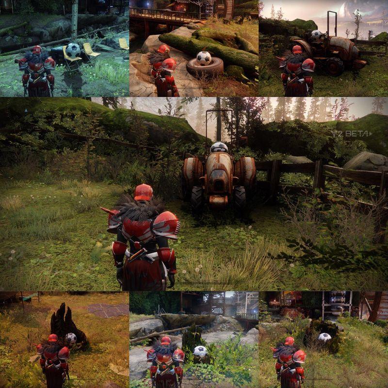 Геймер охраняет ферму в бете Destiny 2 более 15 часов