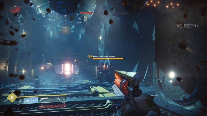 Гайд по бете Destiny 2: прохождение Homecoming и способ получения трех экзотических пушек