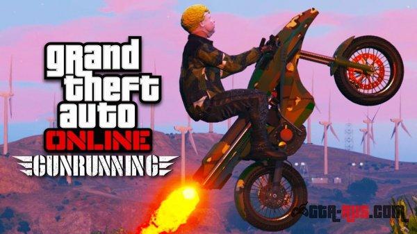 Photo of Oppressor — летающий мотоцикл в GTA Online