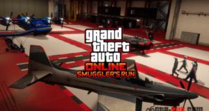 GTA Online: обновление Контрабандисты, чтобы брать в игре новые высоты.